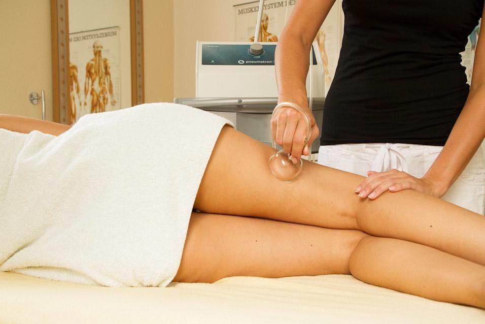 masaż na cellulit