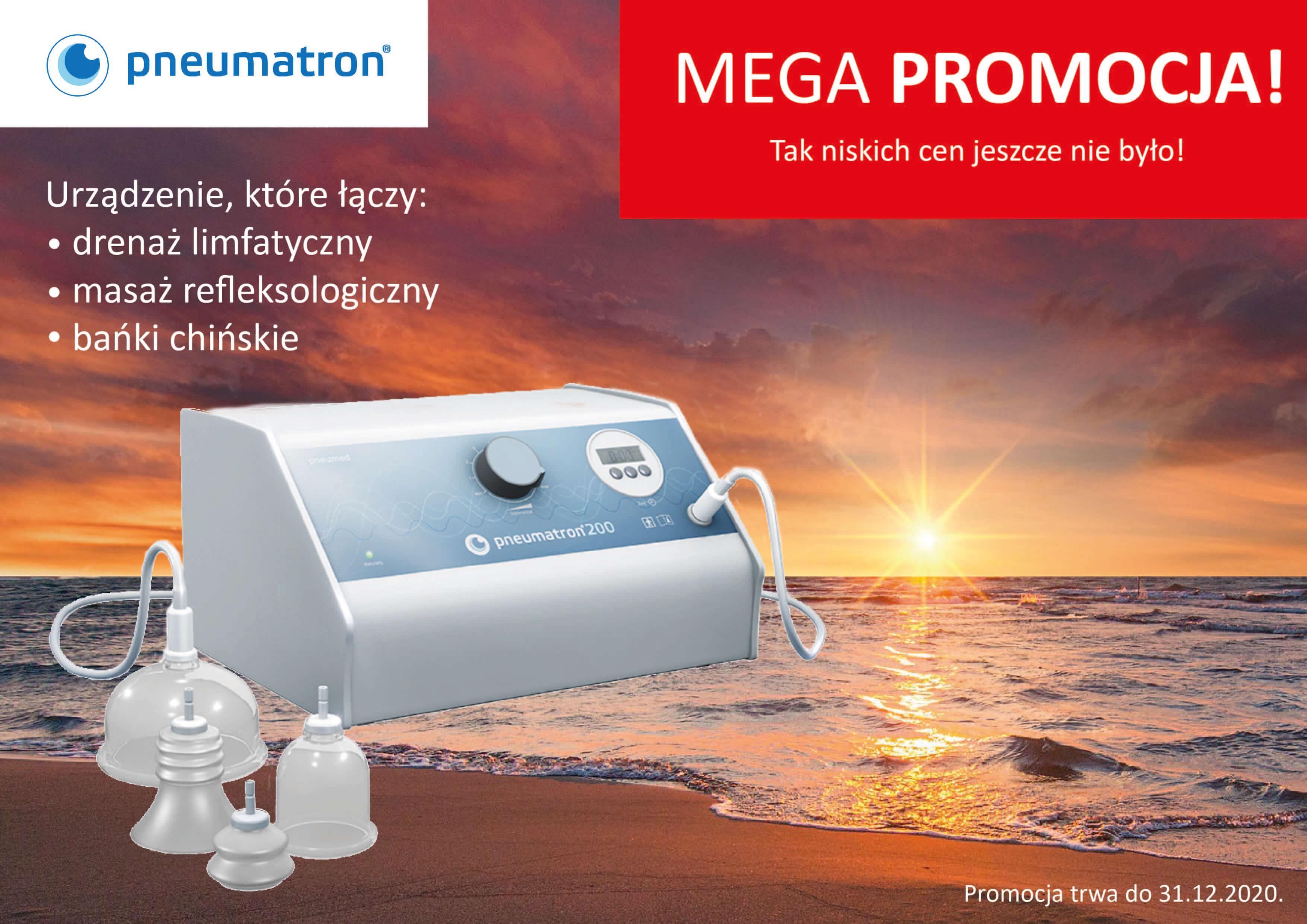 Pneumatron - promocja do końca roku