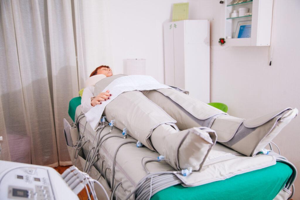 Na co pomaga drenaż limfatyczny?
