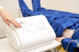 urządzenie - drenaż limfatyczny