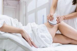 masaż nóg